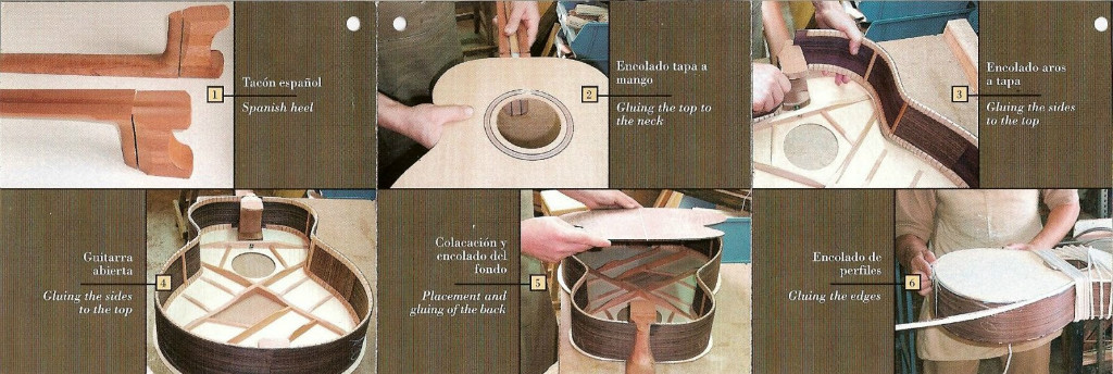 spanish guitar making