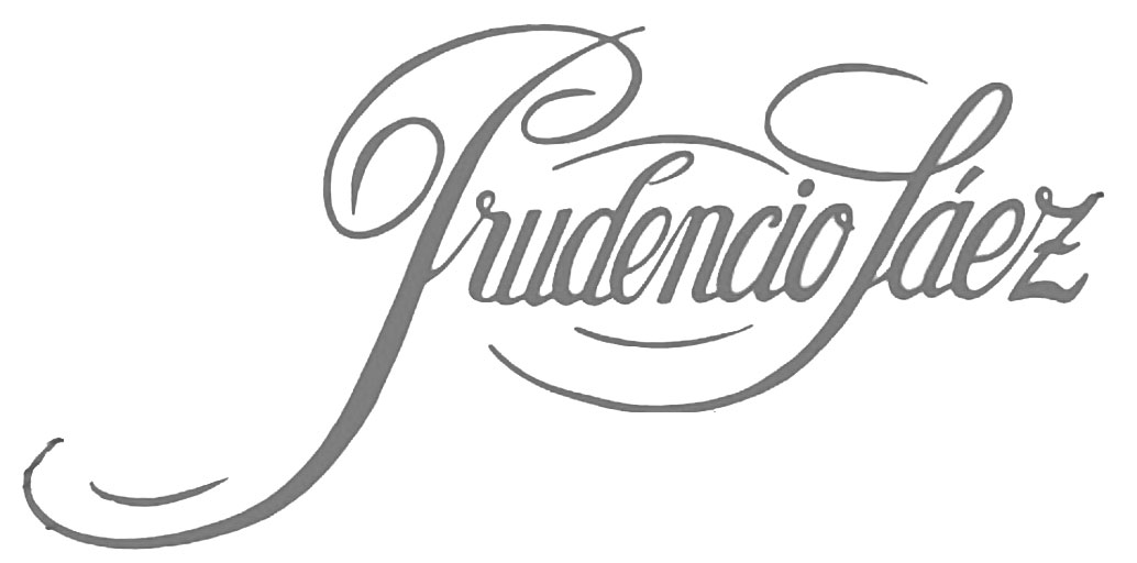 Prudencio Saez guitars logo