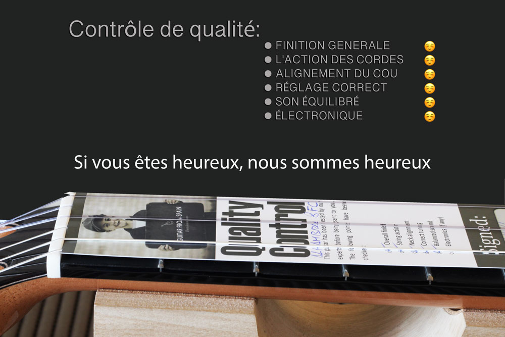 Quality control French